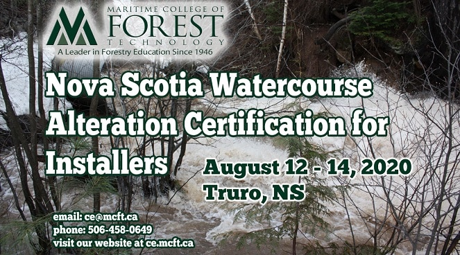 ns watercourse installers